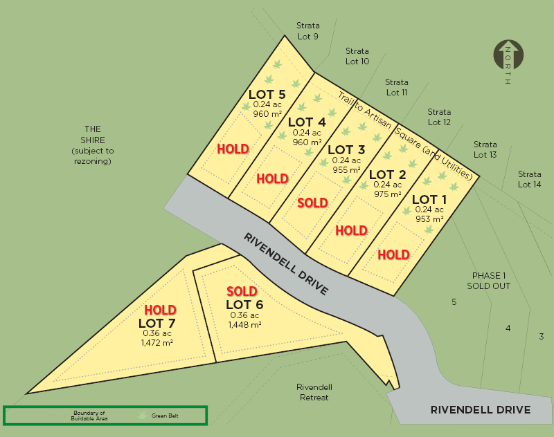 Site-Plan-Lots-1-to-7-Rivendell-Heights
